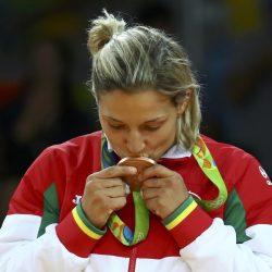 2016 Olympics Bronze Medalist Telma Monteiro Shares Her Love For Judo!