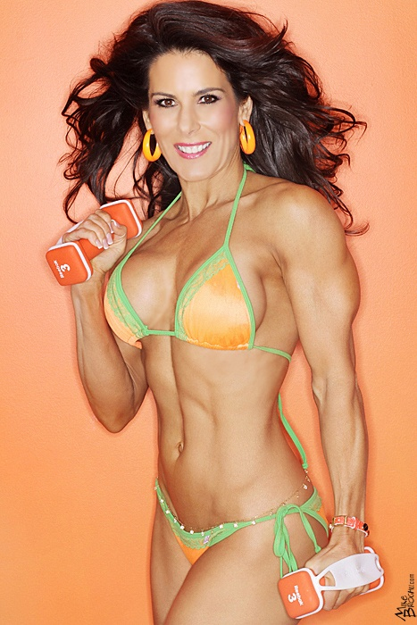 Laura London  At 45 Laura is a nationally ranked figure competitor, published fitness model, nationally certified personal trainer, health & wellness coach and writer