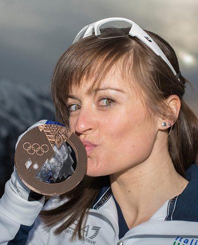 Karin Oberhofer is an Italian biathlete.