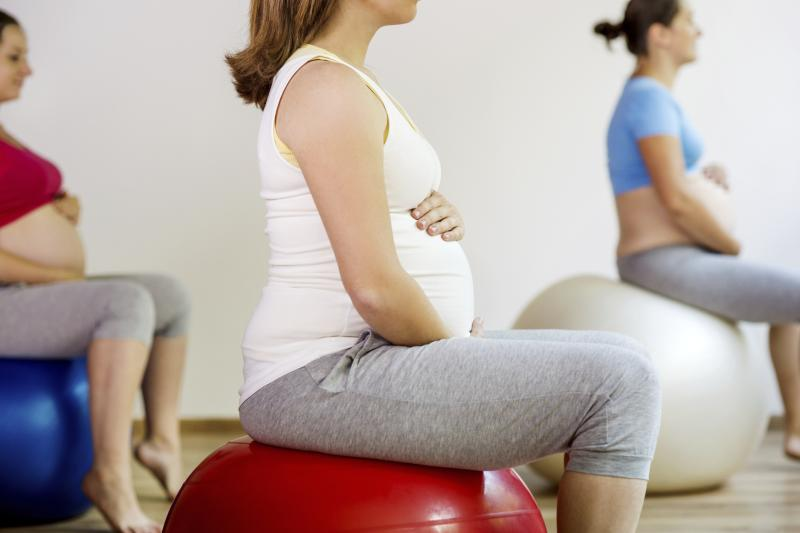 Muscle Strengthening during Pregnancy