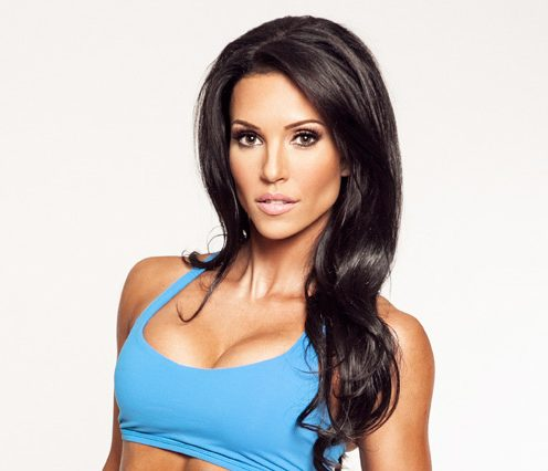 Leigh Brandt is Canada's First Ifbb Bikini Pro
