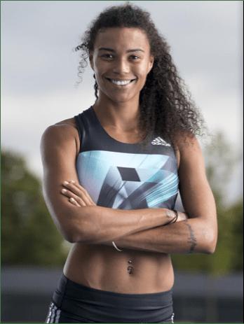 Morgan Mitchell, Australian sprinter
