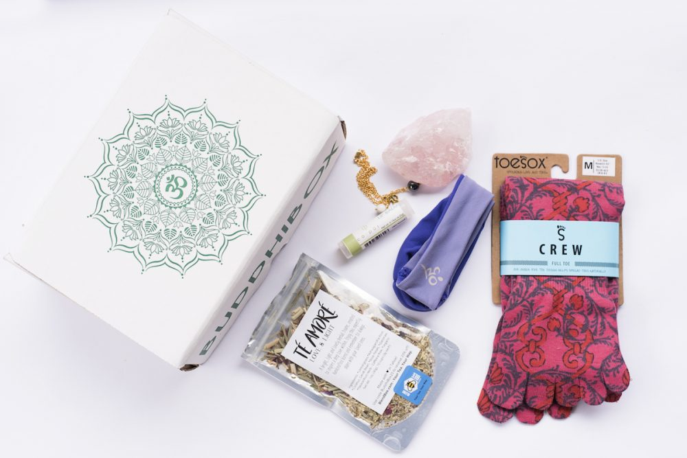 BuddhiBox Subscription Box Review