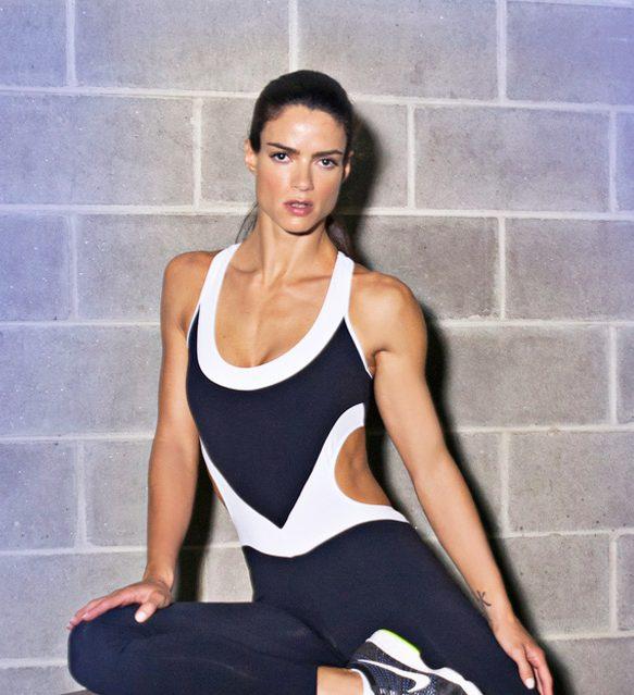Silvia Ribeiro, Fitness Model.