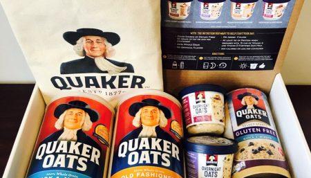 Quaker Oats Review
