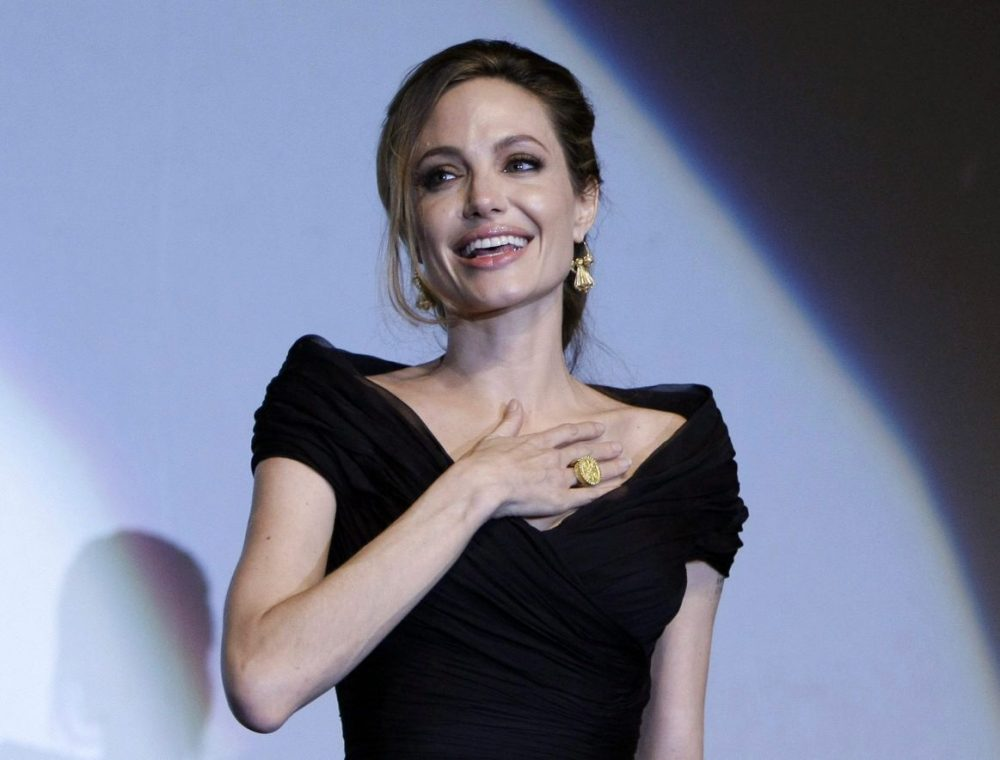 angelina jolie breast cancer