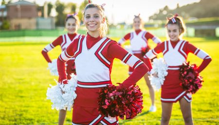 Guidelines to Prevent Cheerleading Injuries