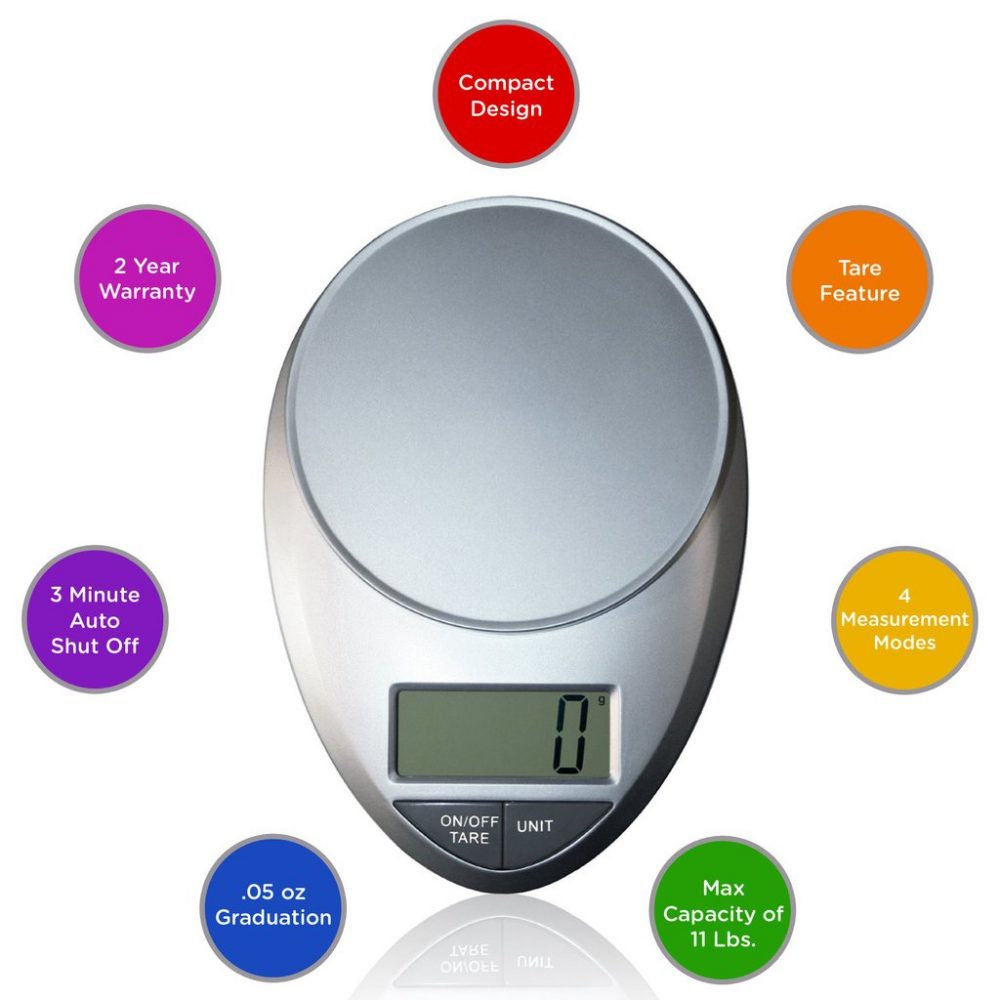 Learn how to live smart with eatsmart products women fitness for Kitchen pro smart scale