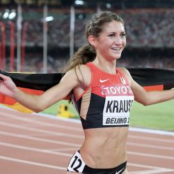 German Steeplechaser Gesa Felicitas Krause Shares Her Preparation For The Future Games