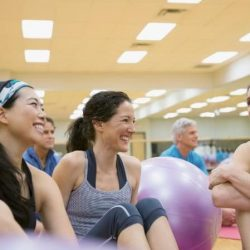 Group exercise improves quality of life, reduces stress far more than individual work outs