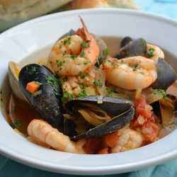 Holiday Cioppino