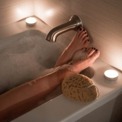 Water baths as good as bleach baths for treating eczema