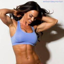 Personal Trainer & Fitness Model Amber Dawn Orton Provides Inspiration & Tips For Fitness Trainers