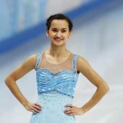 Figure Skater Anne Line Gjersem Shares Her Spectacular Journey To The Olympics