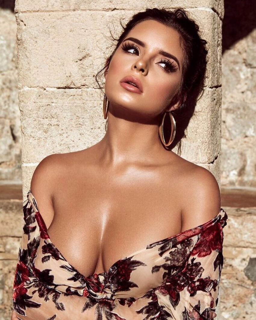 Demi Rose, Instagram Celebrity