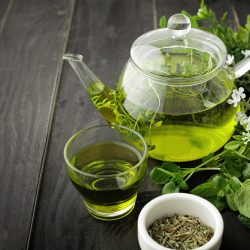 Green tea ingredient may ameliorate memory impairment, brain insulin resistance, and obesity