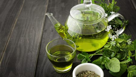 Green tea ingredient