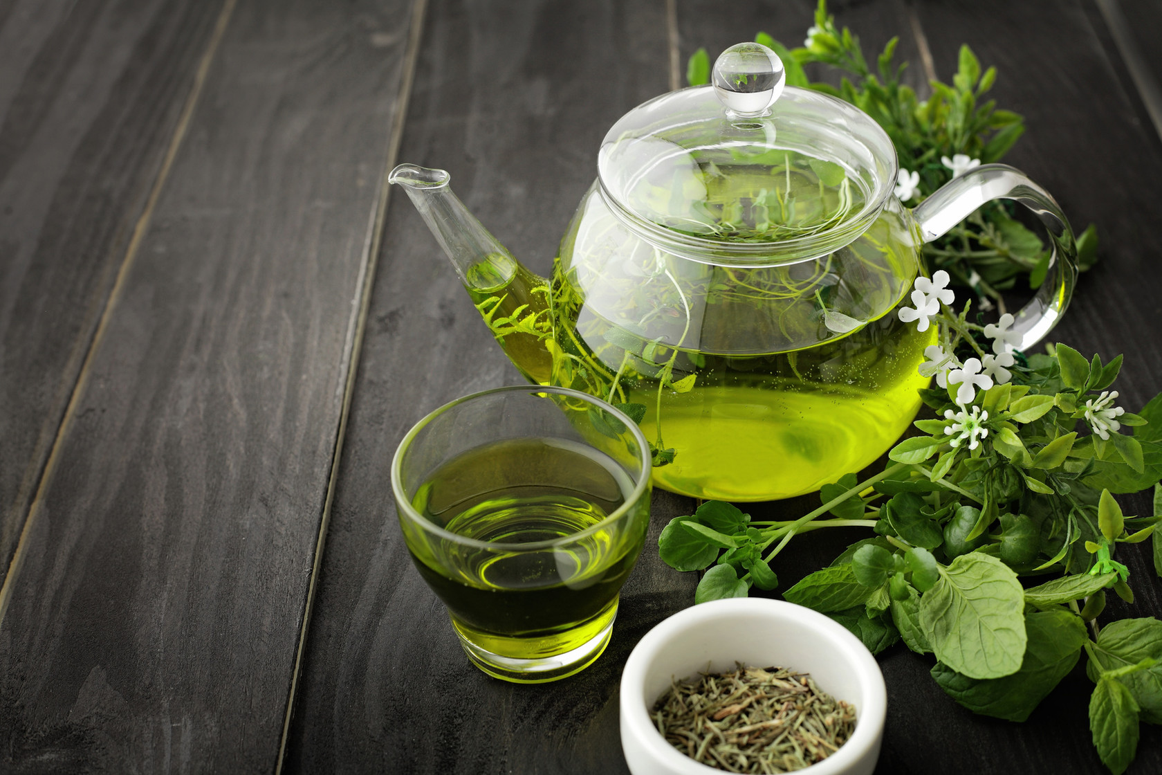 Green tea ingredient may ameliorate memory impairment ...