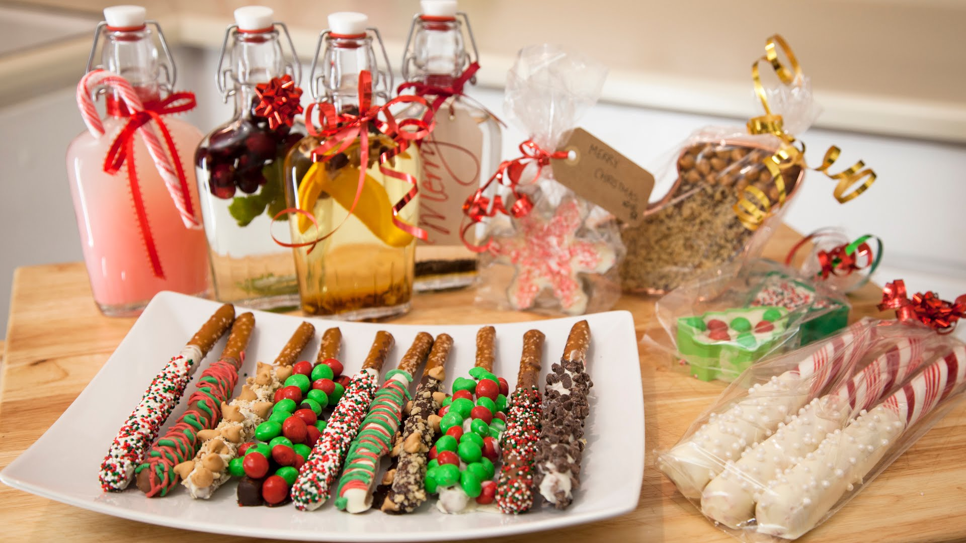 10 Homemade Edible Gifts For Christmas - Women Fitness