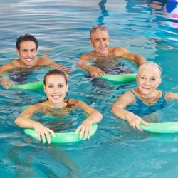 How to Lose Fat and Tone Muscle in the Pool – Without Swimming Laps