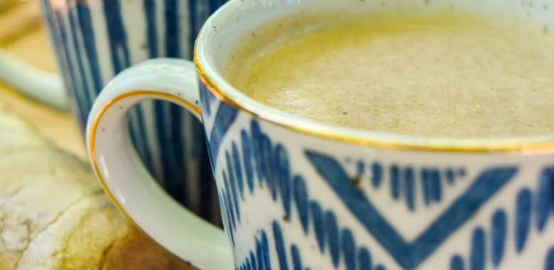 Oatmeal Chai Latte