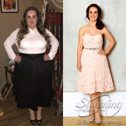 How Fear Of Being An Overweight Bride Changed Jennifer Ginley's Life For Ever!