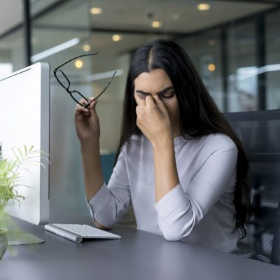 Here's how stress may be making you sick