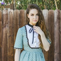 "Enchanting Star of Syfy's ""The Magicians"" Brittany Curran Spills Her Fitness & Beauty Secrets"