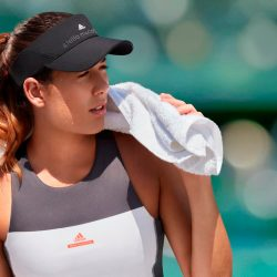 In The Life Of World No. 2 Tennis Sensation Garbiñe Muguruza!