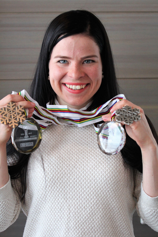 Krista Pärmäkoski , Cross Country Skier