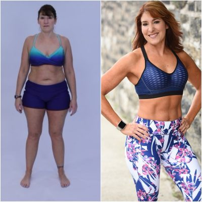 Fitness Trainer Sarah Foster Shares Her Tips On Going From Size 10 To Size 4!