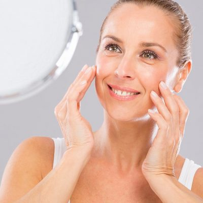 Facial exercises help middle-aged women appear more youthful