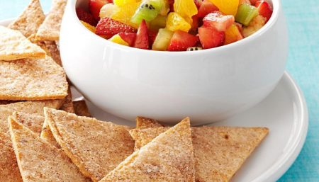 Low Calorie Fruity Salsas