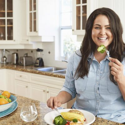 Benefits of a healthy diet greater in people at high genetic risk for obesity