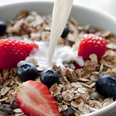 Can Muesli help against arthritis?