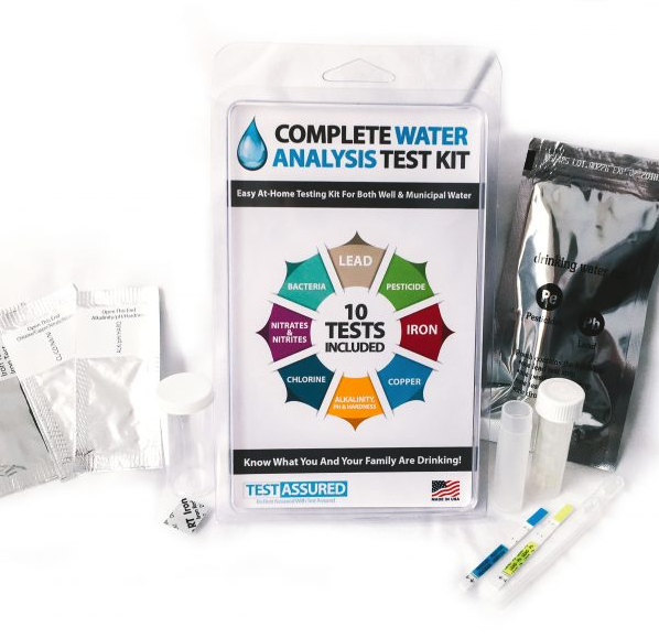 Water Analysis Test Kit