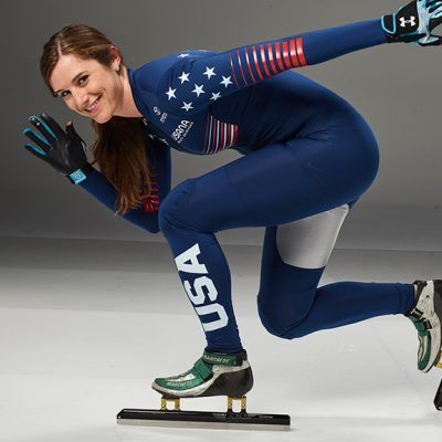 Olympic Short-Track Speed-Skater Katherine Reutter-Adamek Is All Set To Enter The Winter Games 2018!