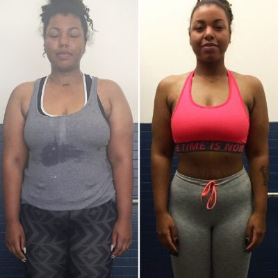 Raven Wright Changed Her Life With Strength Training & A Healthy Diet
