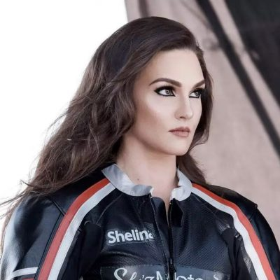 Shelina Moreda: Most Beautiful Motorcycle Racer