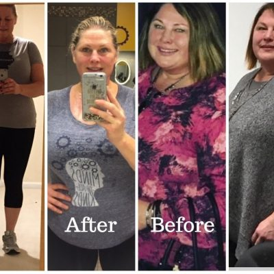 Incredible Story Of Cathrine Shinn About Losing 100 Pounds In A Year!
