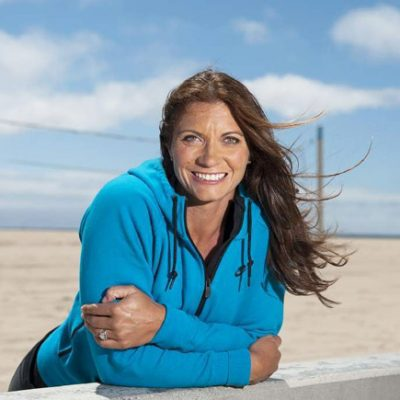 Misty May-Treanor: Three Times Olympic and Three Times World Champion in Beach Volleyball Reveals her Success Story