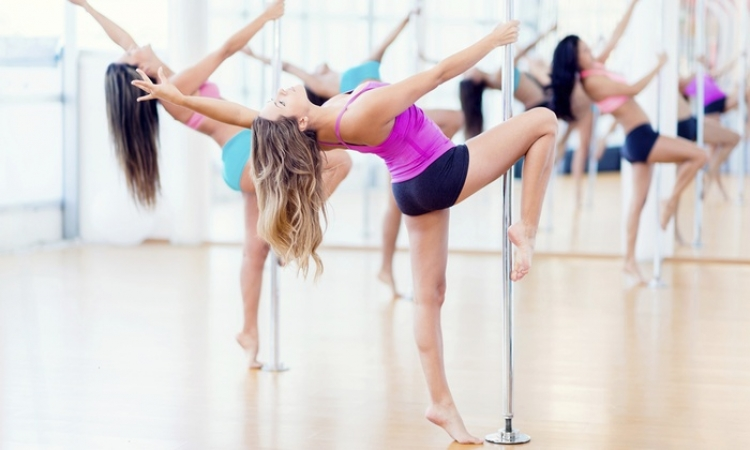 Pole Dancing: for a sexy workout