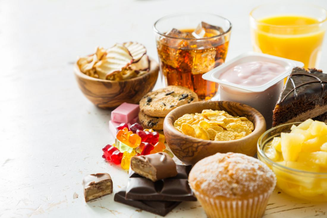 Top 10 high sugar foods to avoid
