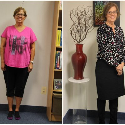 Deb Stewart's Weight Loss Journey Proves You Can Lose Weight Even At 50!