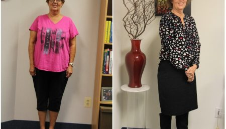 lose fat arms in a week