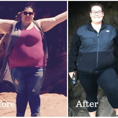 Travel Blogger Katie Draznin Shares Her Personal Story Of Losing 140 lbs!