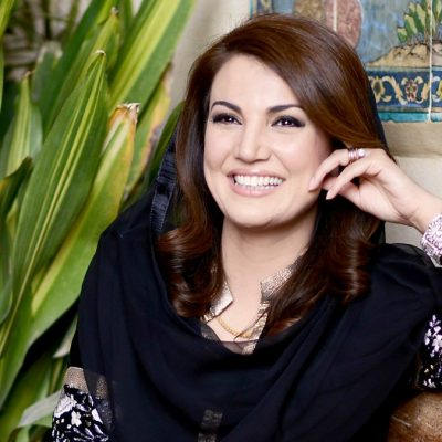 News Personality Reham Khan Opens Up About Her Life, Health & The Perils Of Social Media