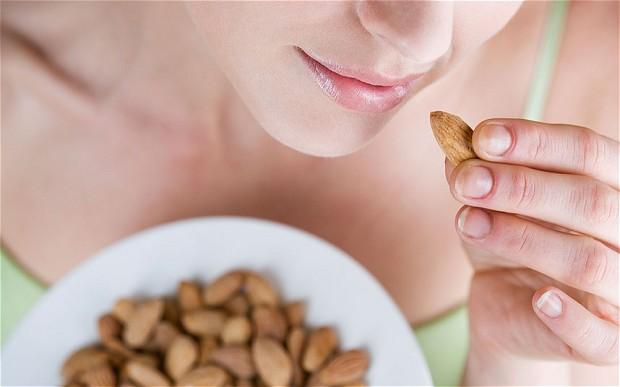 Almonds: a Smart Snack Choice