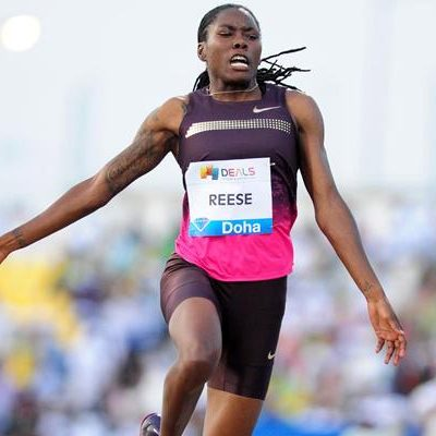 "Brittney Reese: Olympic Champion and Five Time World Champion in Long Jump Reveals her Success Mantra "" You don't have to be great to start but you have to start to be great"""
