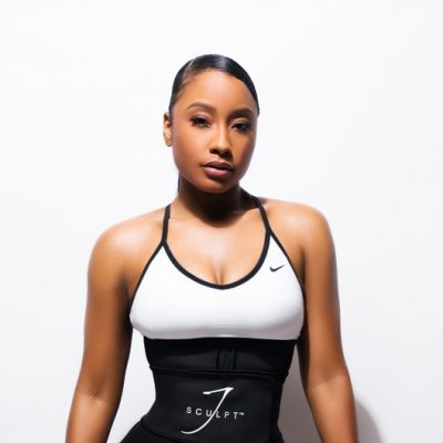 For The First Time Ever Fitness Vlogger Jaz Jackson Talks About Her Battle With Depression!
